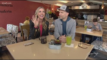 Tues 4/30, Everett's A&A Cafe & Tamaleria, Full Episode KING 5 Evening