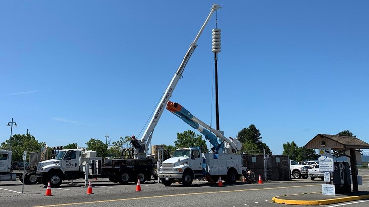 New tsunami warning sirens in Everett to be tested Monday