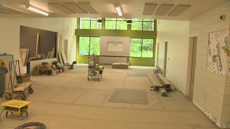 Supply shortages delay opening of mental health treatment center in Sedro-Woolley