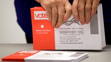 Don't lick your presidential primary ballot, Washington officials say