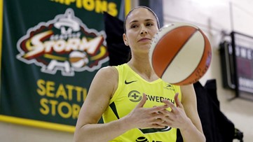 Sue Bird returning to Seattle Storm for 19th season