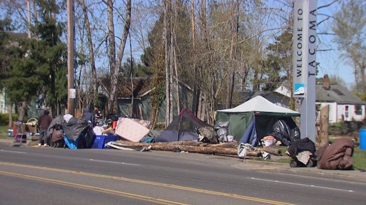 Auburn City Council makes camping on city property a criminal penalty