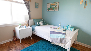 Turn your kid's room into a guest room with these quick tips