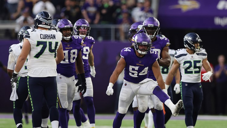 Seahawks lose to Vikings for first time since 2009