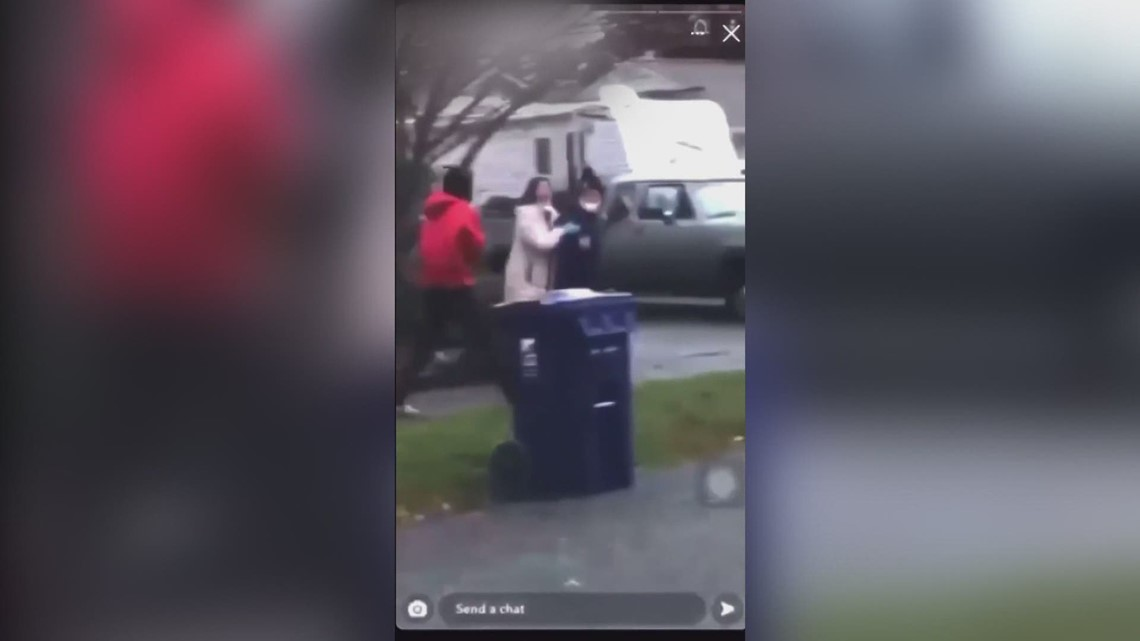 www.king5.com: Teen arrested in Tacoma attack of Asian couple that went viral online