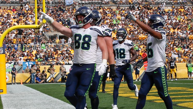 Seahawks forge win over Steelers for first 2-0 start since 2013 Super Bowl season