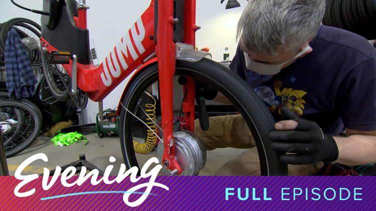 Drunky Two Shoe BBQ and Bike Sharing in Seattle | Full Episode - KING 5 Evening
