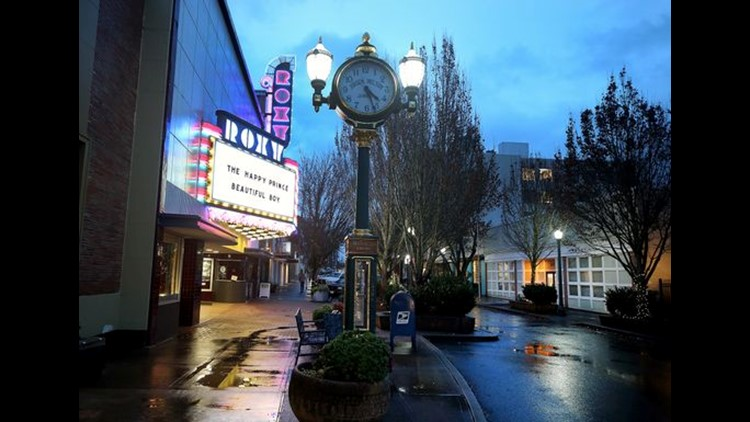 Roxy Theater Bremerton