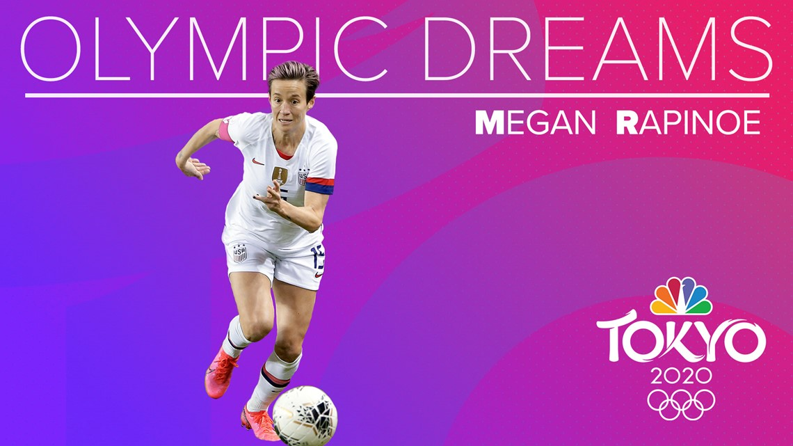 Megan Rapinoe remains a leader on the US Women's National Team