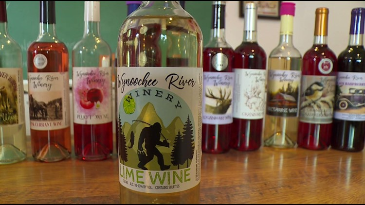 Wynoochee River Winery specializes in wines made without grapes