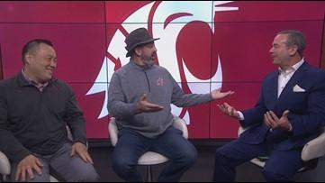PODCAST I Silvi Knows:  WSU Football coach Nick Rolovich and AD Pat Chun