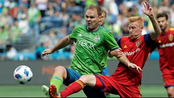 Sounders' Chad Marshall announces retirement due to injuries