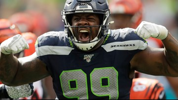Seahawks fend off Bengals in a close 21-20 victory at season opener