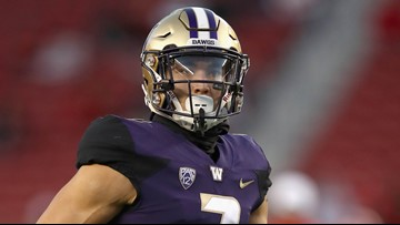 Washington safety Taylor Rapp declares for NFL draft