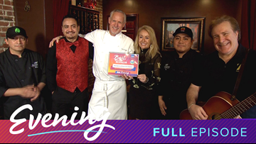 Mon 11/18, Montalcino Ristorante Italiano in Issaquah, Full Episode, KING 5 Evening