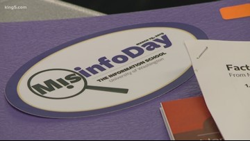 'Misinfo Day' at UW teaches teens to scrutinize social media