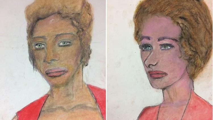 Samuel Little drawings Phoenix victims