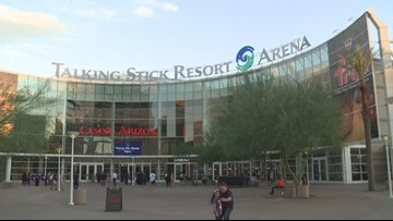 Suns president hints at move to Seattle if Phoenix arena deal fails