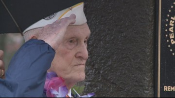 Days before passing, local Pearl Harbor survivor remained 'happy and healthy'