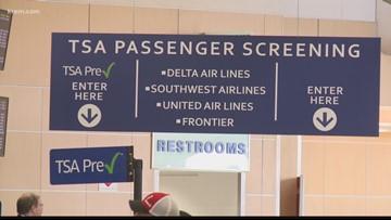 Washington TSA officer says he is OK with working during shutdown