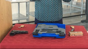 9 loaded guns found at Spokane airport security checkpoints in 3 weeks