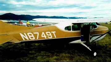 Body of Colville pilot found, Stevens County Sheriff says