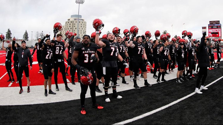 Eastern Washington football selected for FCS Playoffs