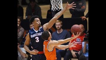 Gonzaga's Johnathan Williams to return for his senior year