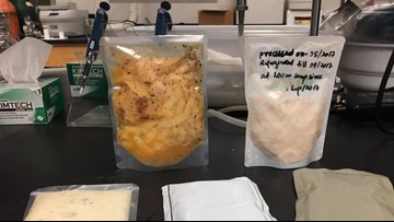 WSU scientist develops a way to get mac and cheese to Mars