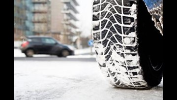 Studded tires are legal in Washington as of Nov. 1