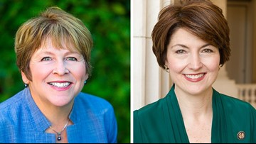 McMorris Rodgers vs. Brown: Where the money's coming from