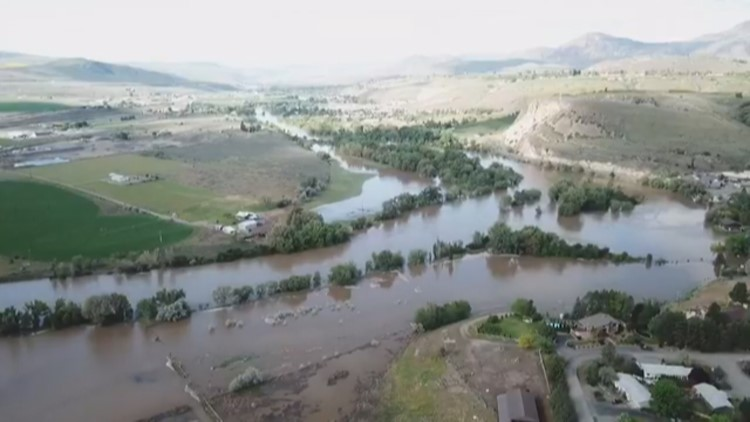 Okanogan flooding expected to get worse through next week