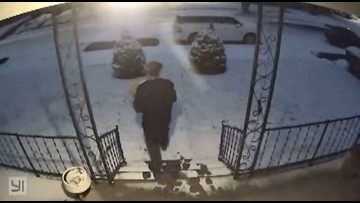 Social media shames Spokane porch pirate into returning stolen Christmas gift
