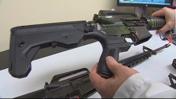 I-1639 rules for buying a semi-automatic rifle in Washington go into effect