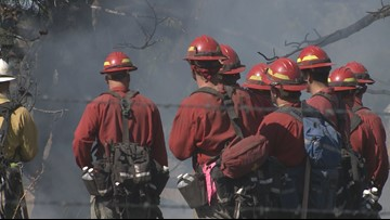 Fire crews begin preparing for next year's wildfire season