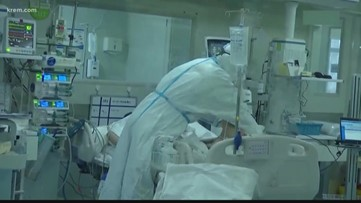 Four coronavirus patients treated in isolation rooms at Sacred Heart