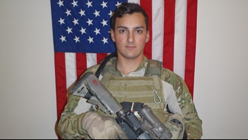 Leavenworth high school to hold funeral for Washington Army Sgt.