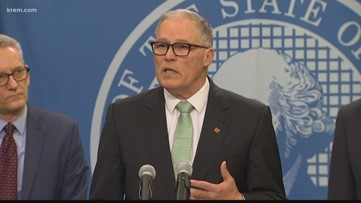 Gov. Inslee waives some health and childcare licensing requirements during coronavirus outbreak