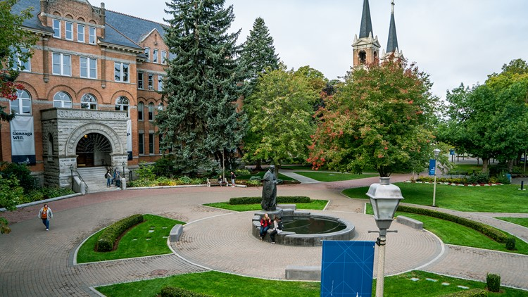 Gonzaga University to require COVID-19 vaccinations for students