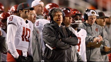 'Quick on their feet': Leach talks HBO crews following WSU team this week