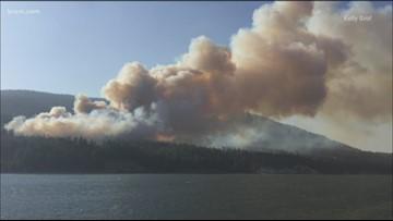 Washington DNR files lawsuit against Avista for 2018 Boyds Fire in Ferry County