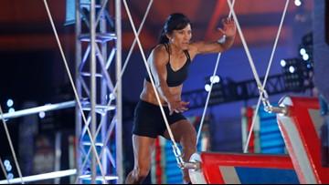 Washington woman is first mom to finish 'American Ninja Warrior' course