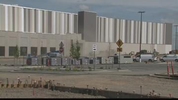 Amazon fulfillment center in Spokane will open by next year