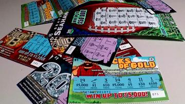 Some Washington lottery tickets still for sale despite jackpots already claimed