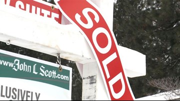 Spokane's housing market hotter than Seattle's for 1st time in 6 years