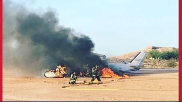 Washington pilot accused of flying while drunk in Nevada crash