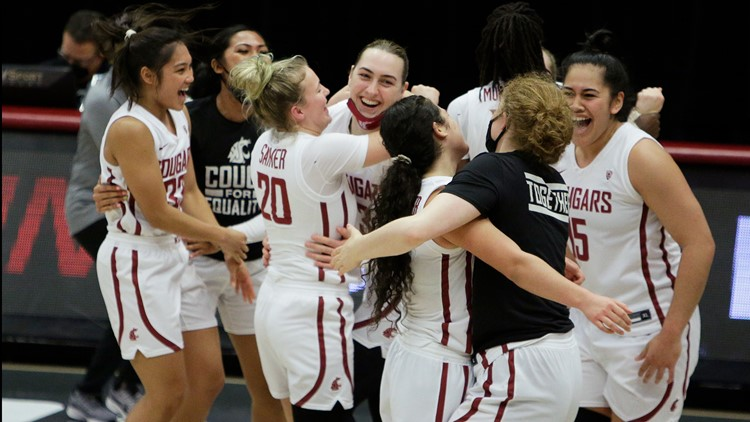 WSU women selected for the NCAA Tournament for the first time in 30 years