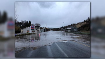 Pullman issues state of emergency after flooding
