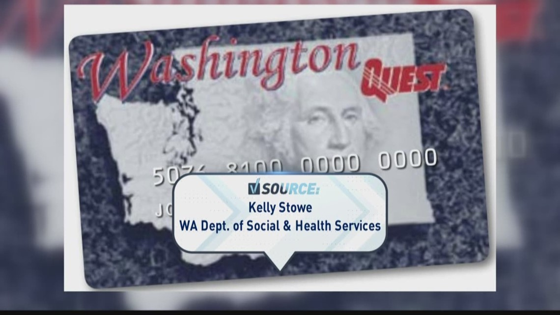 Food Stamps Available Early In Washington Due To Shutdown King5 Com