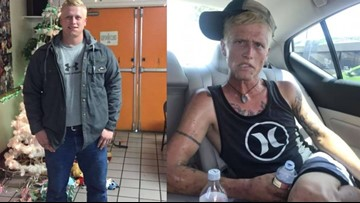 'These pictures were taken 7 months apart' | Mom shares photos of son to bring awareness to addiction